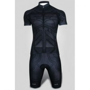 Geometric Shapes Short Cycling Suits (Jersey Pants) For Men