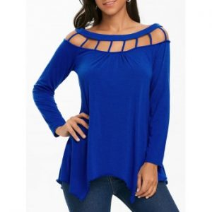 Long Sleeve Tunic T shirt