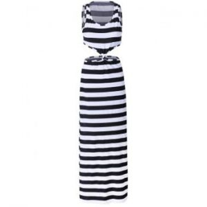 Stripe Beach Dress