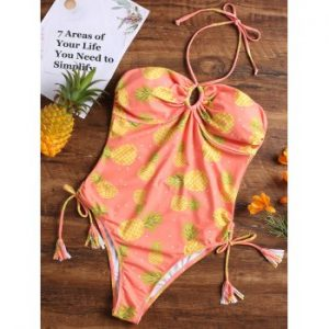 Thong One piece Swimsuit