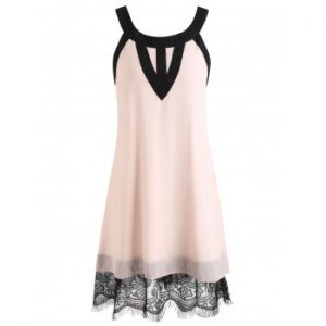 Summer Chiffon Dress