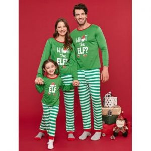 Christmas Family Loungewear Set