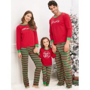Christmas Family Pajama Sets