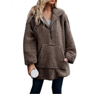 Women Warming Leisure Pullover Hoody