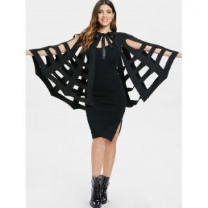 Halloween Bat Wings Cape