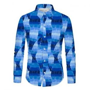 Casual Printed Long sleeved Shirt