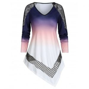 Asymmetrical T Shirt